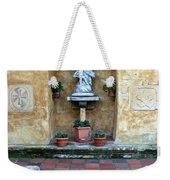 Quiet Square Weekender Tote Bag
