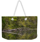 Quiet Waters Weekender Tote Bag