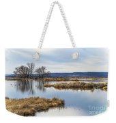 Quiet Wetlands Weekender Tote Bag