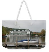 Quiettime At The Lake Weekender Tote Bag