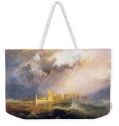 Quillebeuf - At The Mouth Of Seine Weekender Tote Bag