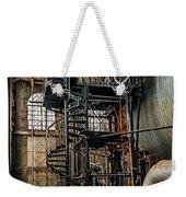 Quincy Mine Hoist Weekender Tote Bag