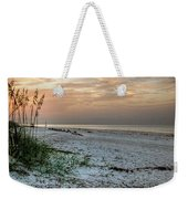Quite Time On The Beach Weekender Tote Bag