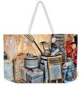 Quitting Time By Diana Sainz Weekender Tote Bag