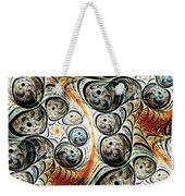 Quorum Sense Weekender Tote Bag by Anastasiya Malakhova