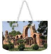 Qutab Minar Ruins Weekender Tote Bag