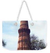 Qutb Minar Weekender Tote Bag