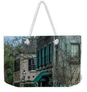 Quuen Street In Charleston Sc Weekender Tote Bag