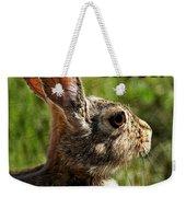 R Is For Rabbit Weekender Tote Bag