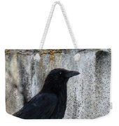 R Is For Raven Weekender Tote Bag
