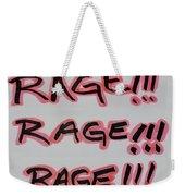 R R R Weekender Tote Bag