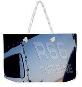 R66 Reflection Weekender Tote Bag by Paul Job