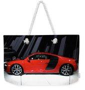 R8 In Red Weekender Tote Bag