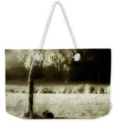 Rabbit In The Distant Shadows Weekender Tote Bag