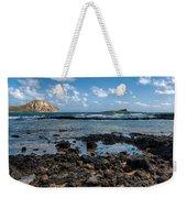 Rabbit Island Tide Pools Weekender Tote Bag