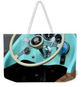 Race Boat Dash Weekender Tote Bag