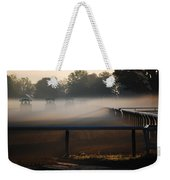 Race Of The Deere's Weekender Tote Bag