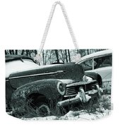 Race To The Grave Weekender Tote Bag