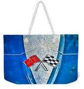 Race To Win Weekender Tote Bag