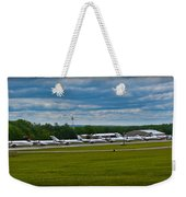 Race Week 2014 Pocono Airport  Weekender Tote Bag
