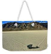 Racetrack Playa Weekender Tote Bag