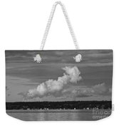 Racing Dog Weekender Tote Bag