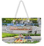 Racing Dreams Weekender Tote Bag