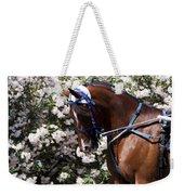 Racing Horse  Weekender Tote Bag