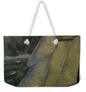 Racing The Storm Weekender Tote Bag
