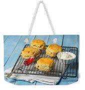Rack Of Scones Weekender Tote Bag