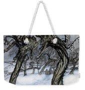 Rackham: Whisper Trees Weekender Tote Bag