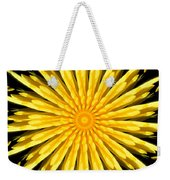 Radial Love Weekender Tote Bag