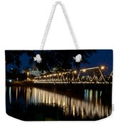 Radiant Reflections Weekender Tote Bag