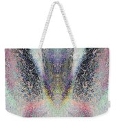 Radiant Seraphim Weekender Tote Bag by Christopher Gaston