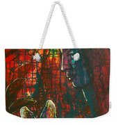 Radiating Light Weekender Tote Bag