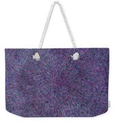 Radiation Violet  Weekender Tote Bag