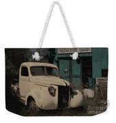 Radiator Shop Weekender Tote Bag