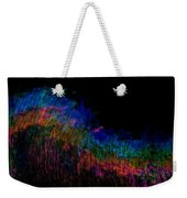 Radio Waves Weekender Tote Bag