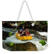 Rafting Bliss Weekender Tote Bag