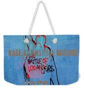 Rage Against The Machine Weekender Tote Bag