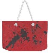 Rage Drip Art Weekender Tote Bag