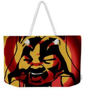 Rage Weekender Tote Bag