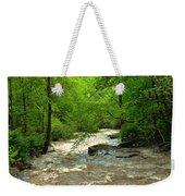 Raging Waters - West Virginia Backroad Weekender Tote Bag