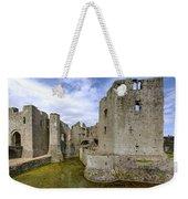Raglan Castle - 4 Weekender Tote Bag