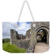 Raglan Castle - 6 Weekender Tote Bag