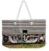 Rail Support Weekender Tote Bag