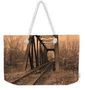 Railbridge Weekender Tote Bag