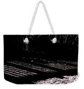 Railing Shadow Weekender Tote Bag