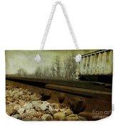 Railroad Bolts Weekender Tote Bag