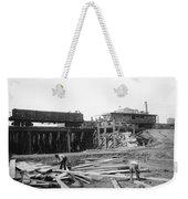 Railroad Workers, 1901 Weekender Tote Bag